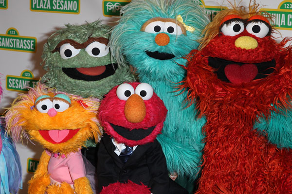 Sesame Street music used to torture terrorists