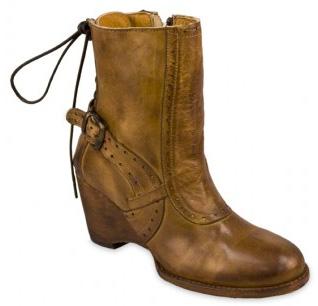 Bed Stu Cobbler Annabelle Tan Rustic Boots