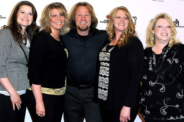 Sister Wives support gay marriage