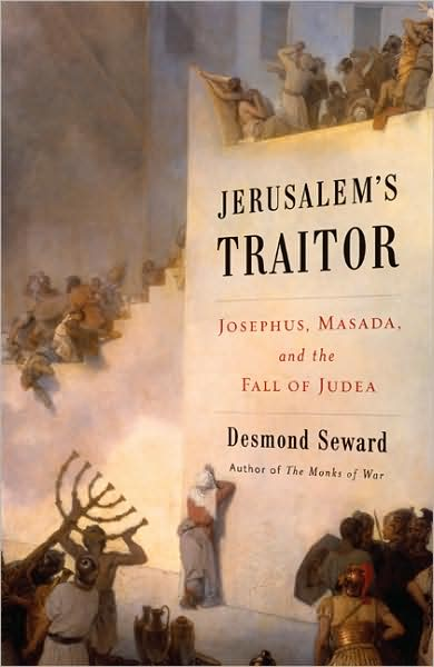Jerusalem's Traitor cover