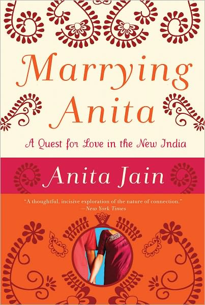 Marrying Anita cover