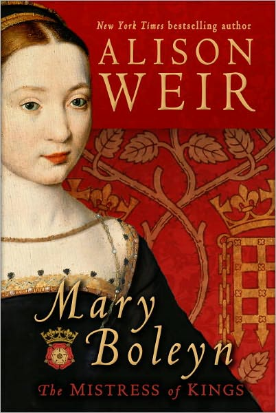 Mary Boleyn cover