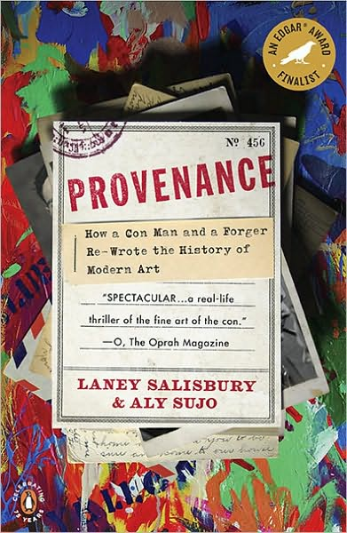 Provenance cover