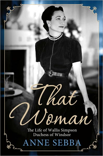 That Woman cover