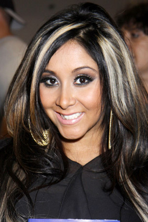 Snooki and Jionni LaValle having a boy