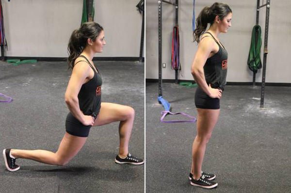 Walking Lunges Muscles WorkedWalking Lunges Muscles Worked