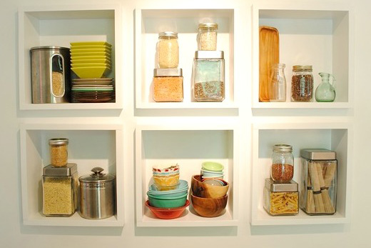 Clean up with easy kitchen remodel projects