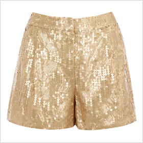 Warehouse Embellished Shorts ($98)