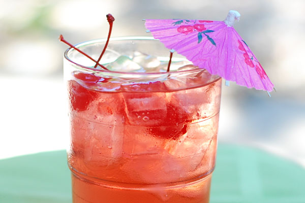Sweet Shirley Temple recipe