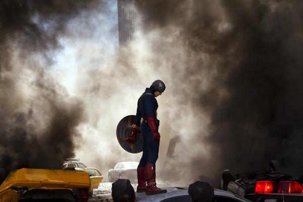 Super heroes take over the globe