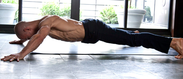 Get your abs in gear