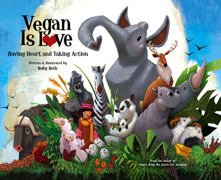 Vegan is Love