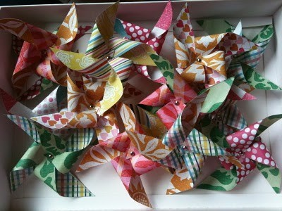 Pinwheel crafts