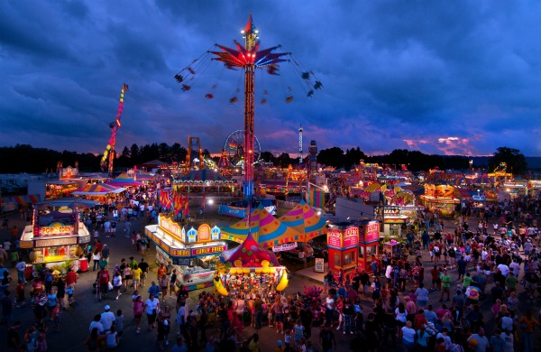 West Virginia festivals Strawberry fest
