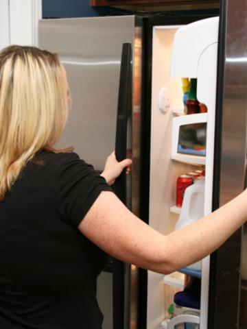 Fresh fridge features
