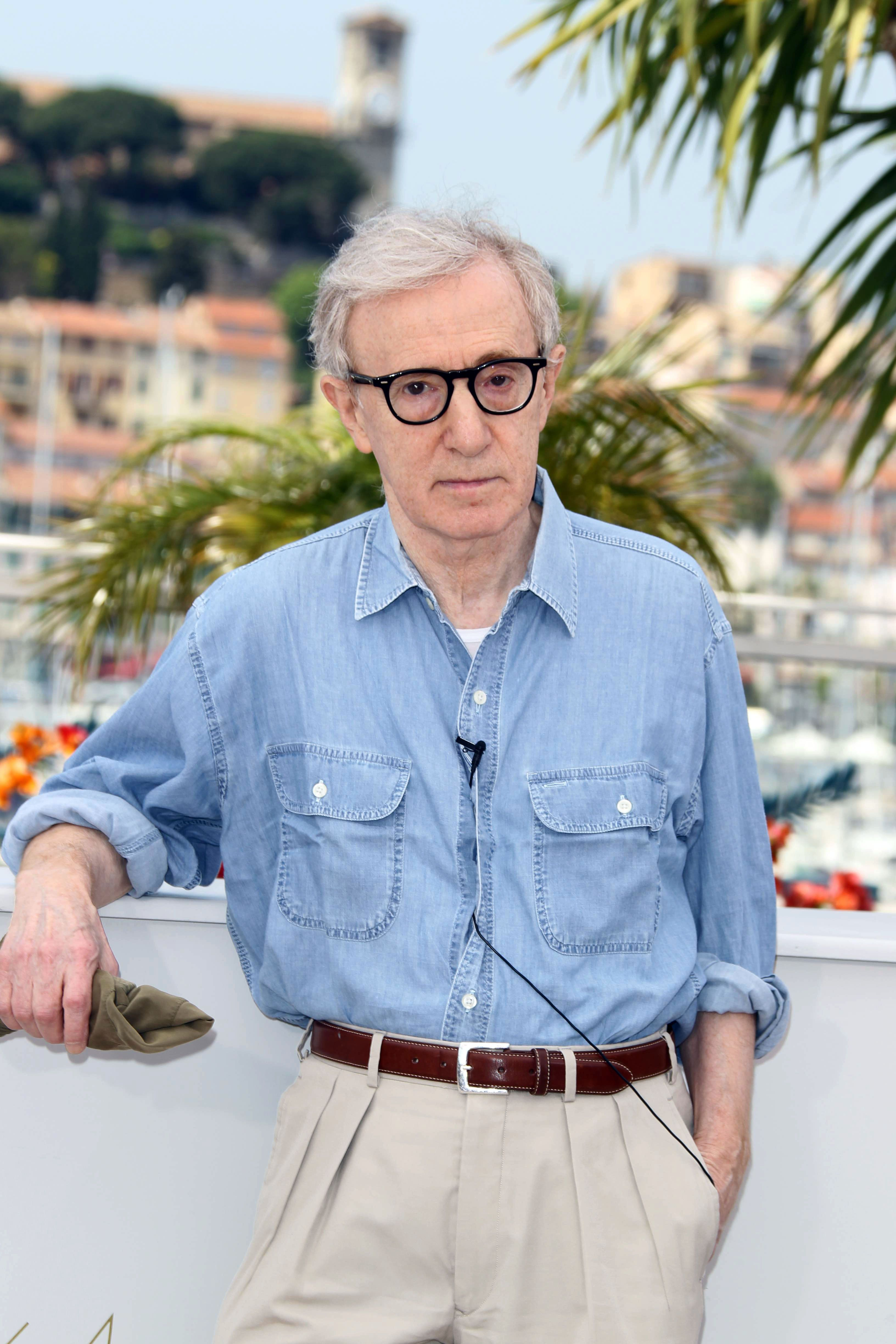 Woody Allen