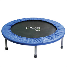 "Pure Fun 44"" Mini Trampoline"