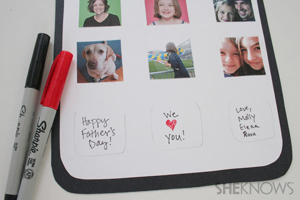 Perfect card for the gadget-loving dad
