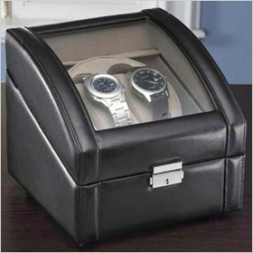 Dual Watch Winder from Sharper Image