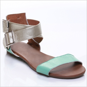London Flat, $69.00 at hadarishoes.com