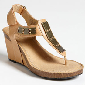 Me Too Kaylen Sandal, $88.95 at nordstrom.com