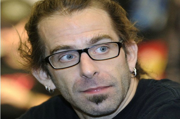 Randy Blythe Arrested