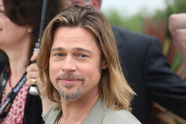 Brad Pitt as a country star?