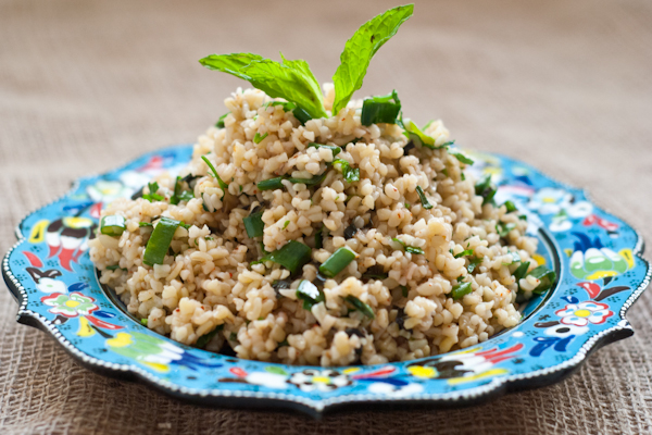 Bulgur salad and more creative summer salad ideas