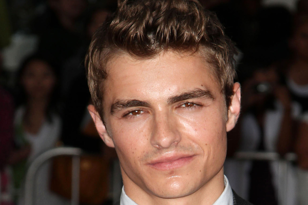 Dave Franco tough guy
