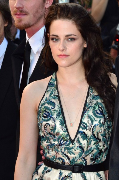 Actress Kristen Stewart at On the Road Premiere