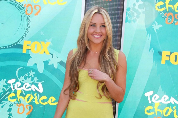 Amanda Bynes at 2009 Teen Choice Awards