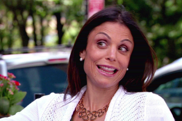 Bethenny Frankel on Bethenny Ever After