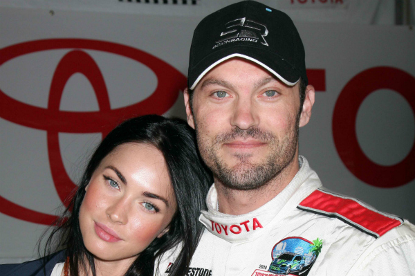 Megan Fox and Brian Austin Green Attend Charity Event
