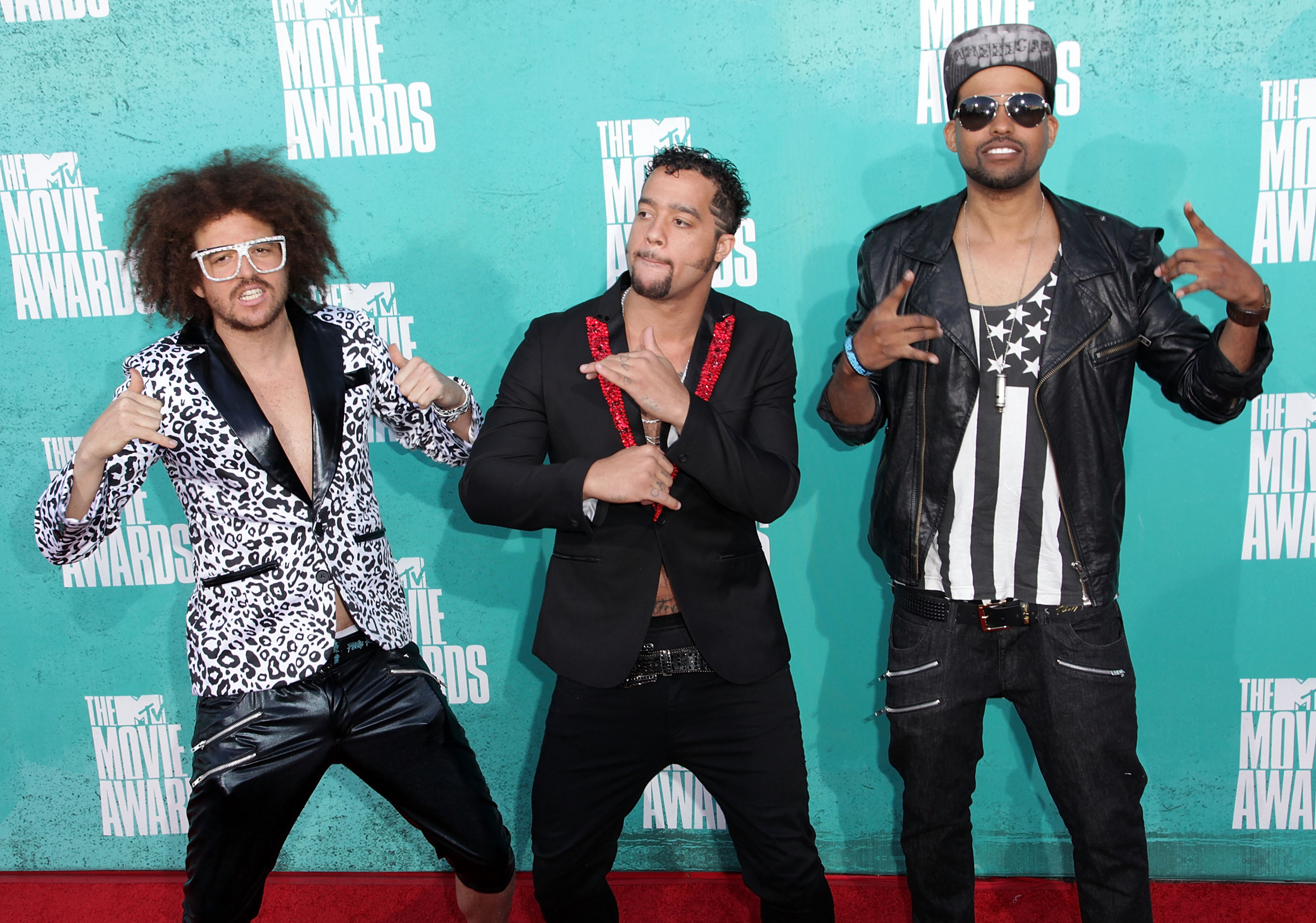 Did LMFAO get the short end of the stick?
