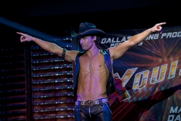Dallas in Magic Mike