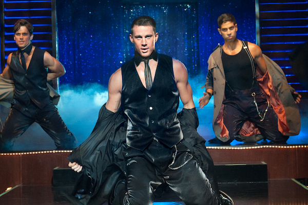 Magic Mike, Channing Tatum dancine