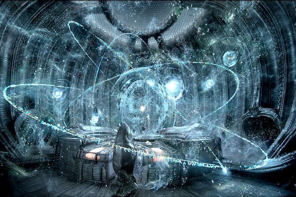 Prometheus alien sphere