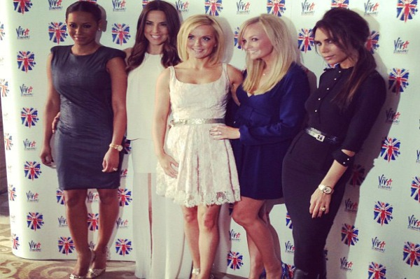 Spice Girls Reunite