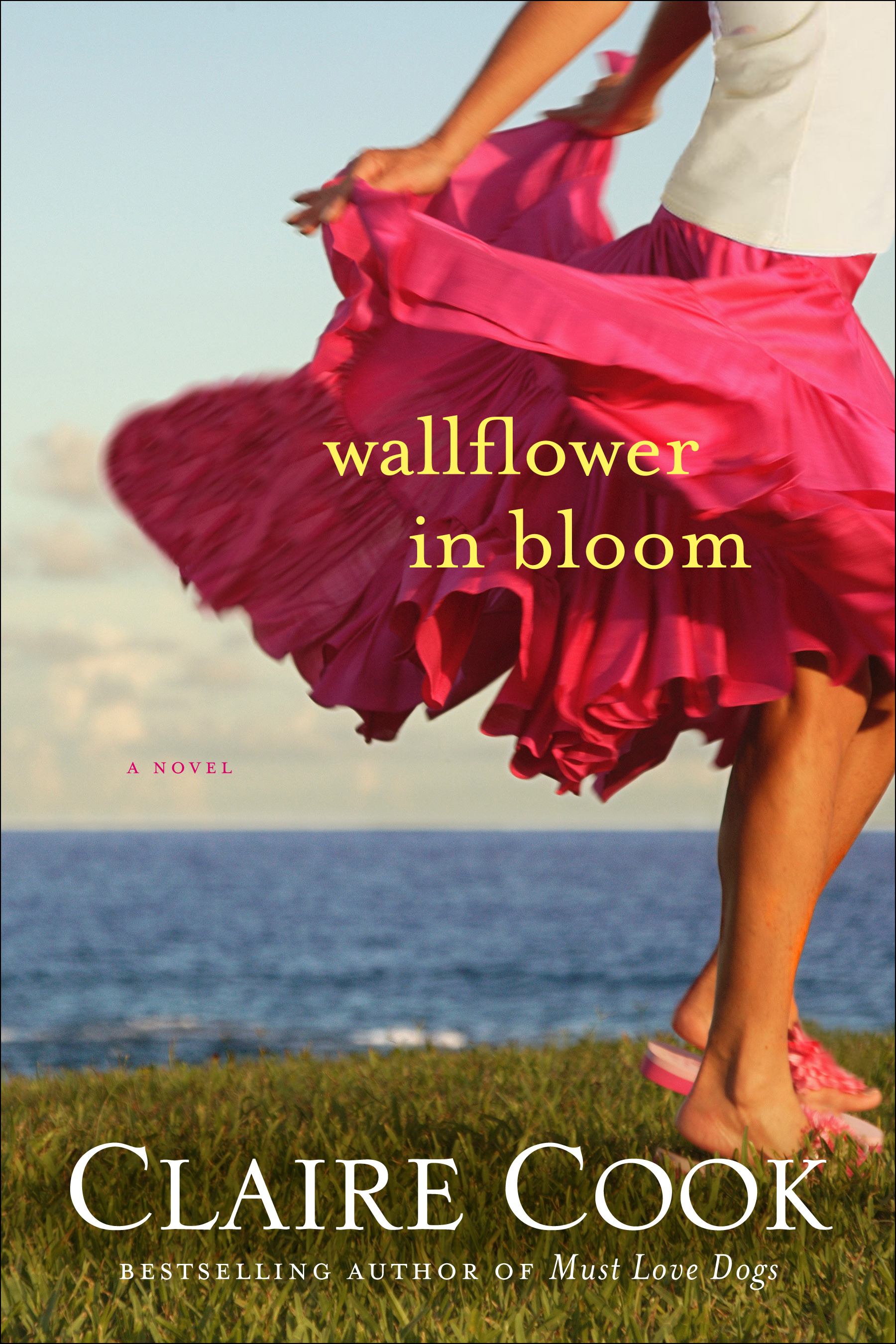 Claire Cook talks Wallflower in Bloom
