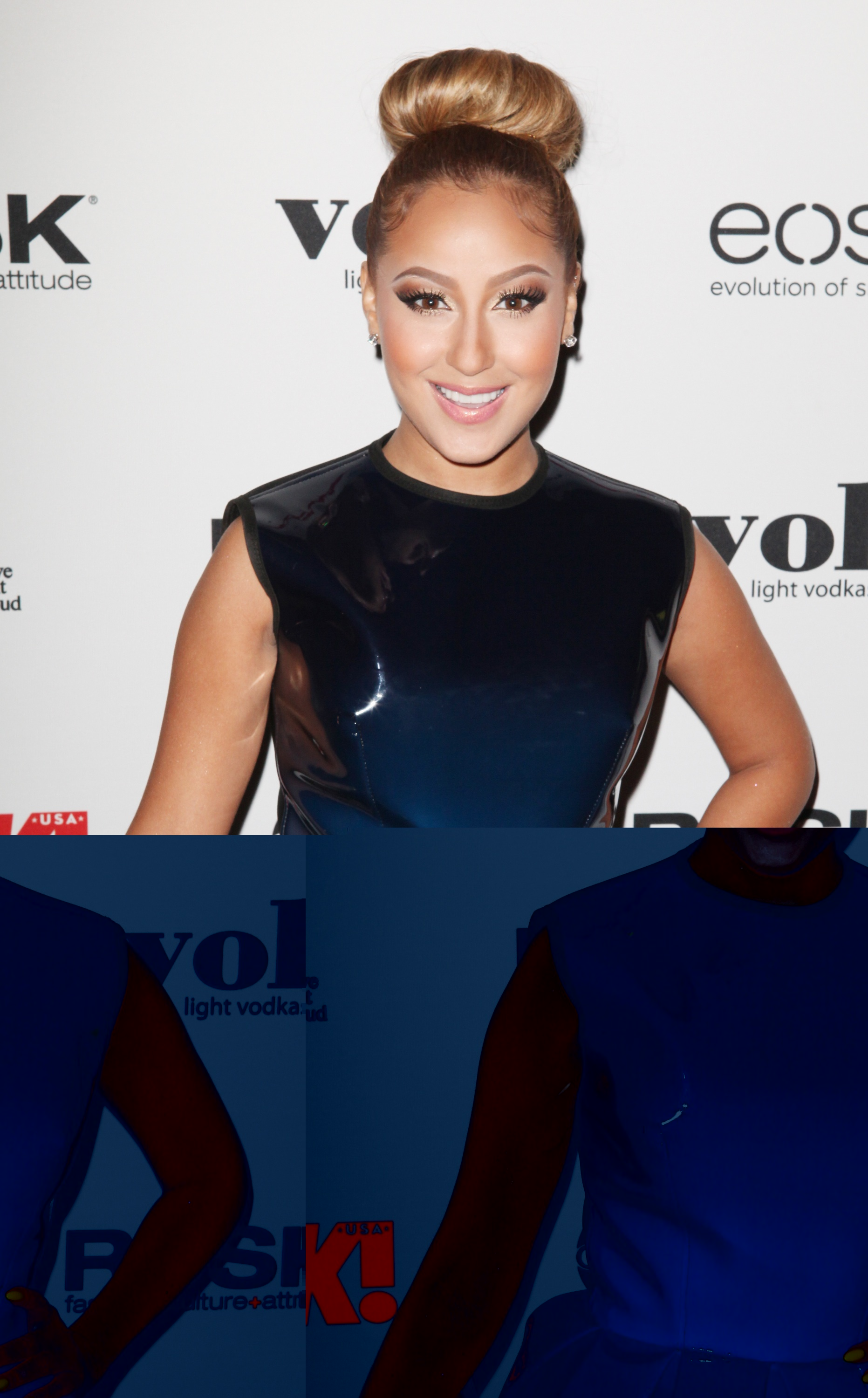 Who is cheetah girl adrienne bailon hookup
