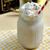 Spiked milkshake