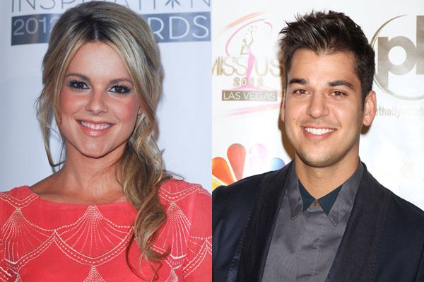 Ali Fedotowsky and Rob Karadshian hooking up?