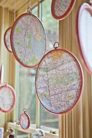 hanging maps