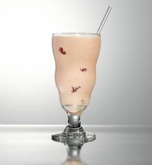 PBJ milkshake