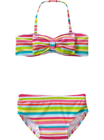 bow tie bikini