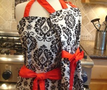 retro apron sets