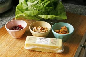 New Englander salad ingredients