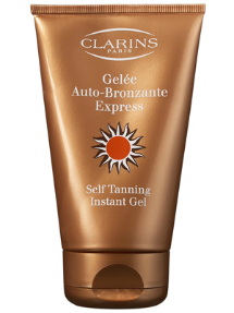 Clarins bronzing gel