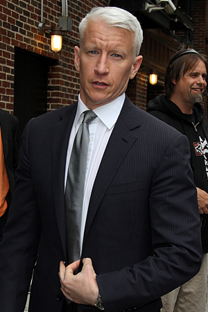 Anderson Cooper weighed in on Amanda Bynes's Twitter plea to President