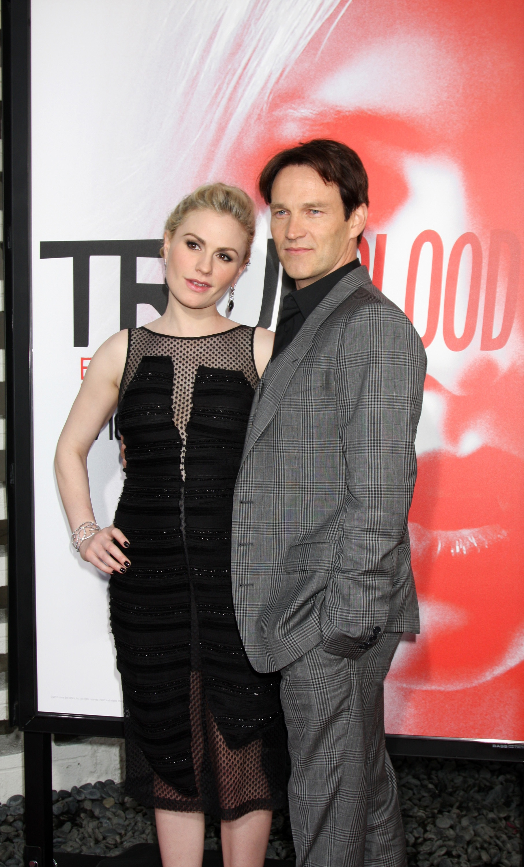 """True Blood becomes """"the twin show"""""""